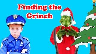Christmas video Bad Grinch takes Santa