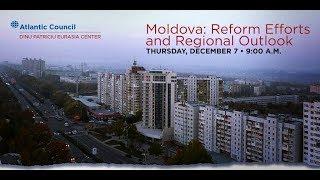 Moldova: Reform Efforts and Regional Outlook