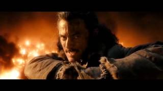 The Hobbit - Smaug's death