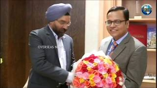 15th Finance Commission Chairman Arrives on a 3 Day visit in Hyderabad | Overseas News