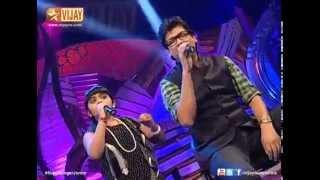 Asku Laska by SSJ06 Pravasthi and Vijay Prakash ( Airtel Super Singer Junior4 )