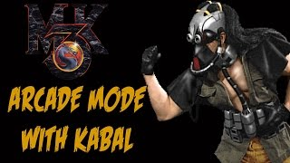Mortal KomBat 3 M.U.G.E.N: - Arcade Mode w/ Kabal