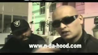 Sazamizy parle de sa peine de Prison avec BOOBA à Nanterre (2009)