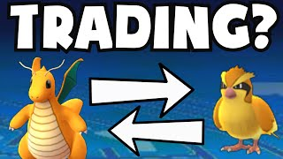 Pokemon Go NEW TRADING UPDATE LEAKED CUSTOMIZABLE INCENSE AND LEGENDARY POKEMON DISCUSSION