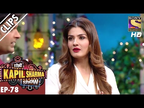 Kapil Sharma  Welcomes Raveena Tandon to the show – The Kapil Sharma Show - 29th Jan 2017