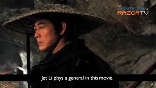 Jet Li in 3D wuxia epic (Anticipated Asian Movies Pt 5)