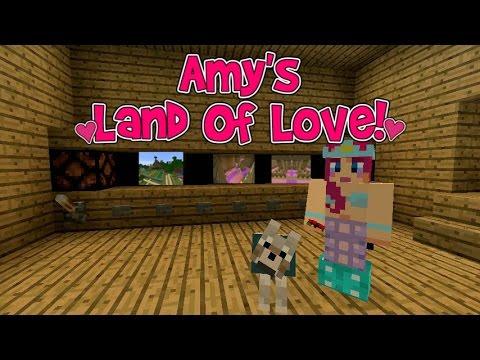 Amy's Land Of Love! Ep.124 Under Surveillance! | Minecraft | Amy Lee33