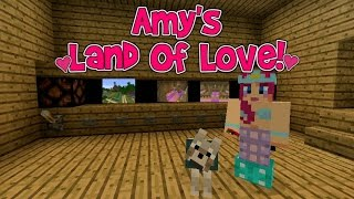 Amy's Land Of Love! Ep.124 Under Surveillance! | Minecraft | Amy Lee33