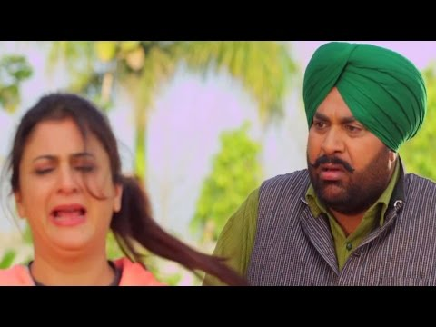 Husband Cheating on Wife ( Funny Scene ) || Punjabi Comedy Scenes 2016 || Lokdhun Punjabi