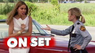 Hot Pursuit: Behind the Scenes Movie Broll 1- Reese Witherspoon, Sofia Vergara