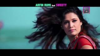 Bangla Song Mon Sudhu Tomakei Chay By Arfin Rumi Feat Sweety Full Music Video Song HD