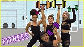 Fitness - Lizzo | Caleb Marshall x Brian Esperon | Cardio Concert