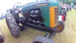 1949-1957 Turner Yeoman Diesel Tractor (40HP)