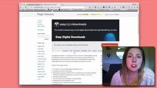 How to Sell Digital Products with WordPress using Easy Digital Downloads