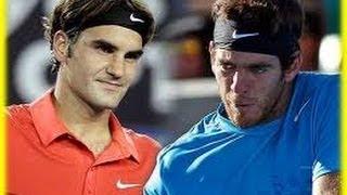 Gran Willie de Roger Federer vs. Juan Martín Del Potro
