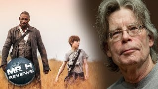 The Dark Tower - Stephen King Explains Why it Failed