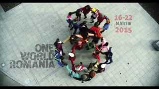Spotul One World Romania 2015 | KINO-MAIDAN