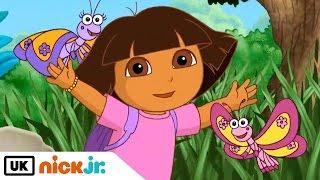 Dora the Explorer | Meet Dora | Nick Jr. UK