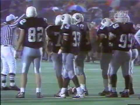 12 9 1994 PIAA Class AAA State Title Game Berwick Bulldogs Vs. Sharon Tigers FULL GAME