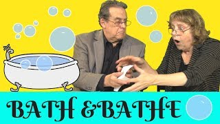 Bath and Bathe: Learn English With Simple English Videos