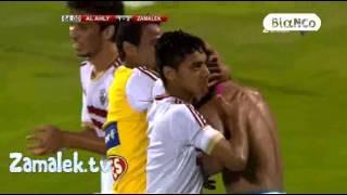 اهداف الزمالك و الاهلي 3-1 بطولة زايد الدوليه