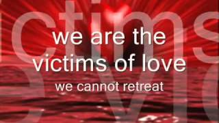 victims of love Lyrics joe lamont