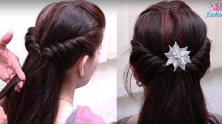 ঝটপট শিখে নিন 10 রকমের খোপা বাধা। simple 10 Hair Style in 1 minute