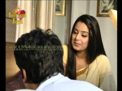 On Location of tv Serial 'Punar Vivah' Romance scene on bad for Sarita and Vikrant 2