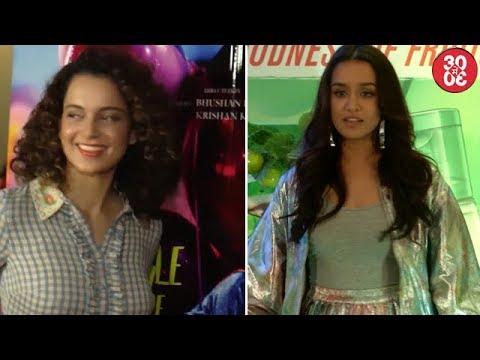 Kangana Ranaut To Lose Brand Endorsements? | Shraddha Keeps Endorsements At Bay For 'Saaho'