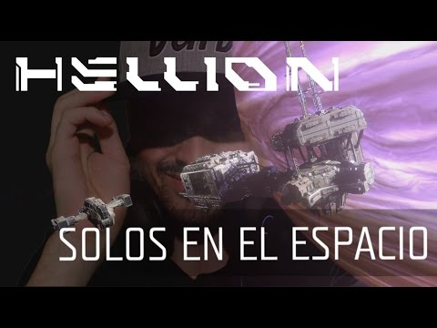 Hellion en Español Ep. 1 Coop Solos en el espacio