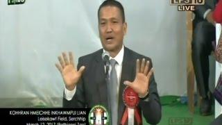 (Mizo Sermon) Upa C. Ngurthantluanga - Lal Isua a lo kal leh dawn, amah tawk turin inpeih rawh