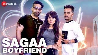 Sagaa Boyfriend - Official Music Video   Raju Rao, Pooja Thakre & Rohit Pandey   Pramod Kumar