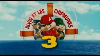 Alvin et les Chipmunks 3  - bande-annonce VF