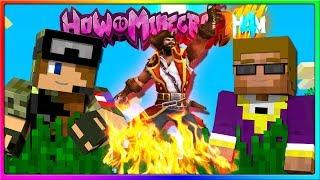 Minecraft - ARRRGGG I