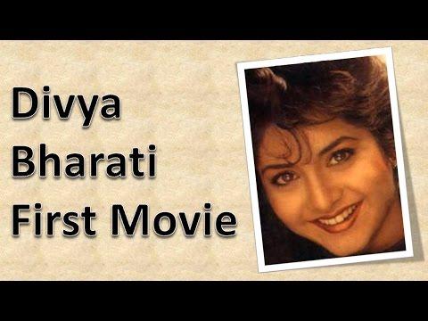 Divya Bharti First Movie
