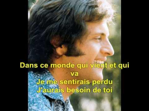 Et Si Tu N'Existais Pas - Joe Dassin Lyrics