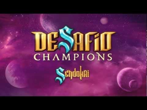 DESAFÍO CHAMPIONS SENDOKAI / Juego para Smartphones y iPad