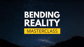 Welcome to Bending Reality Masterclass | Vishen Lakhiani