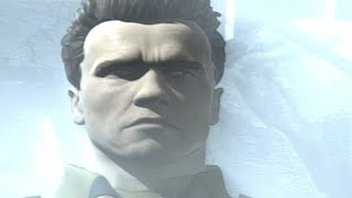 Terminator 3: Rise of the Machines - Walkthrough Part 5 - Tech-Com Base: Staging Area Fight