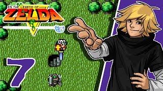 Let's Play Live BS The Legend of Zelda [German][#7] - Unbedingt das Zeitfenster beachten!