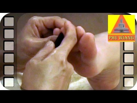 Fuß Reflexzonenmassage Doku 4 3