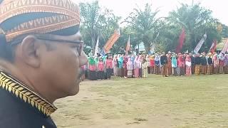 Tetap Khidmat..!! Hari Jadi Klaten Ke-215 Tahun 2017 di Alun-alun Klaten