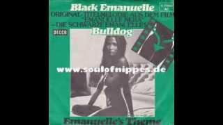 GIACOMO DELL`ORSO - Emanuelle´s Theme (Black Emanuelle Soundtrack)