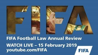 FIFA Football Law Annual Review - Part II