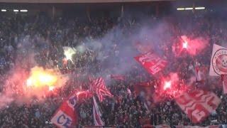 Radost Delija nakon gola Boaćia | 154. večiti derbi: Crvena zvezda - Partizan 1:3