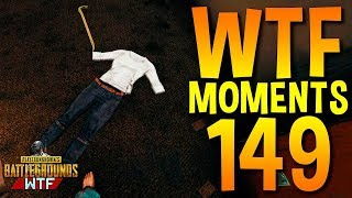 PUBG WTF Funny Moments Highlights Ep 149 (playerunknown