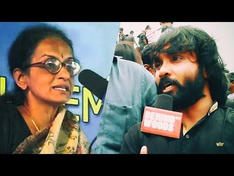 Xxx Mp4 FREE SEX Snehan Slams Radha Rajan For Her Remark Jallikattu Issue 3gp Sex