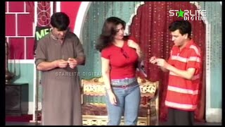 Mosamian Rus Bharian New Pakistani Stage Drama Full Comedy Stage Show