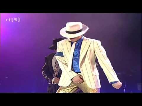 El mejor baile de Michael Jackson LA LEYENDA 720 HD