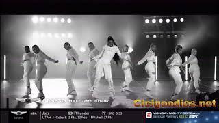 Ciara - Level Up (MNF Genesis Halftime Show 12-10-18)